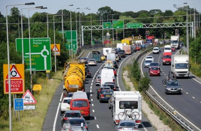 Yorkshire MPs urge Highways England to think again about A64