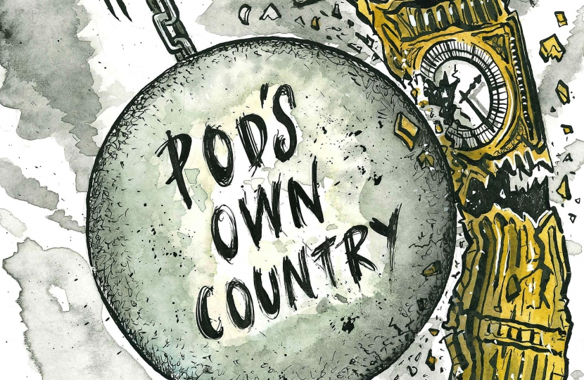 Pod's Own Country